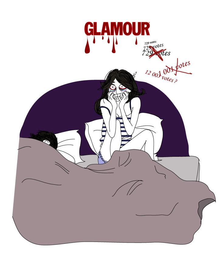 Concours Glamour épisode 2