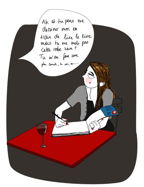 Dédicaces des 100 trucs à faire à Paris